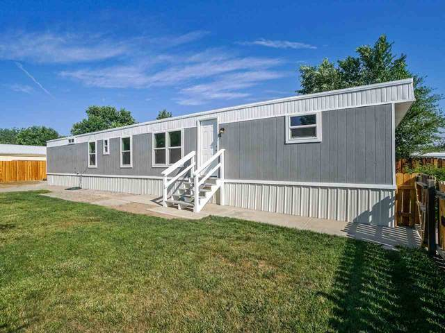 423 Morning Dove Drive, Grand Junction, CO 81504 (MLS #20204322) :: The Kimbrough Team | RE/MAX 4000