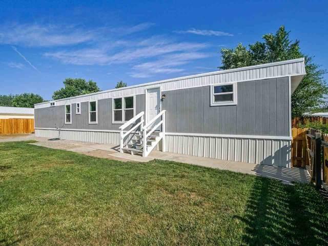 423 Morning Dove Drive, Grand Junction, CO 81504 (MLS #20204322) :: CENTURY 21 CapRock Real Estate