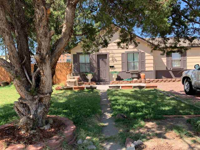 1006 Belford Avenue, Grand Junction, CO 81501 (MLS #20204325) :: The Danny Kuta Team