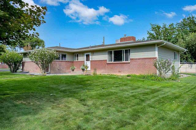710 Brassie Drive, Grand Junction, CO 81506 (MLS #20204339) :: CENTURY 21 CapRock Real Estate