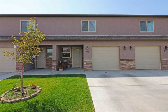 645 Serenity Lane, Grand Junction, CO 81505 (MLS #20204345) :: The Christi Reece Group