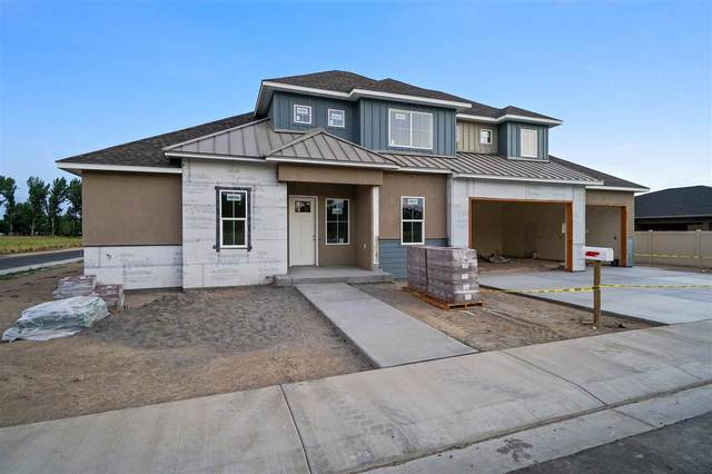 2549 Chapman Drive, Grand Junction, CO 81505 (MLS #20204349) :: The Christi Reece Group