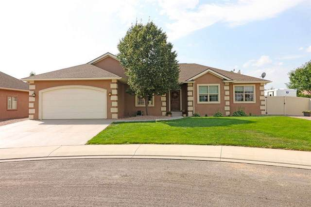 2945 Mia Drive, Grand Junction, CO 81503 (MLS #20204350) :: The Christi Reece Group