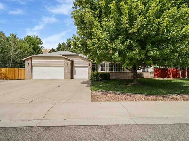 602 Moss Way, Palisade, CO 81526 (MLS #20204353) :: The Grand Junction Group with Keller Williams Colorado West LLC