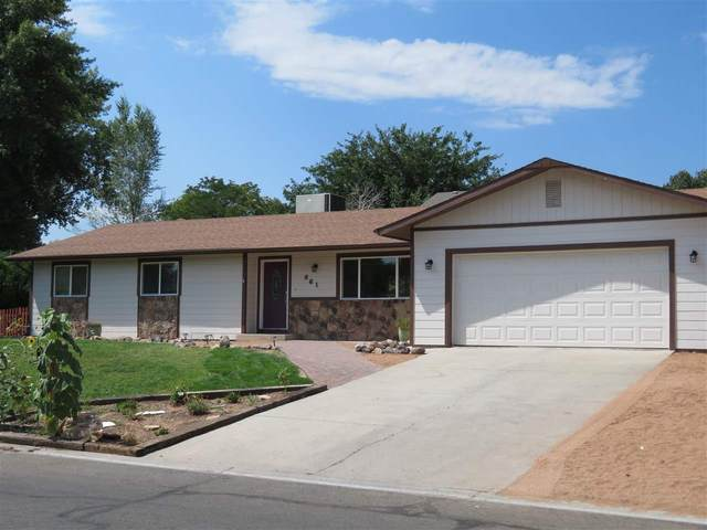 561 Rio Oso Lane, Grand Junction, CO 81507 (MLS #20204366) :: The Danny Kuta Team