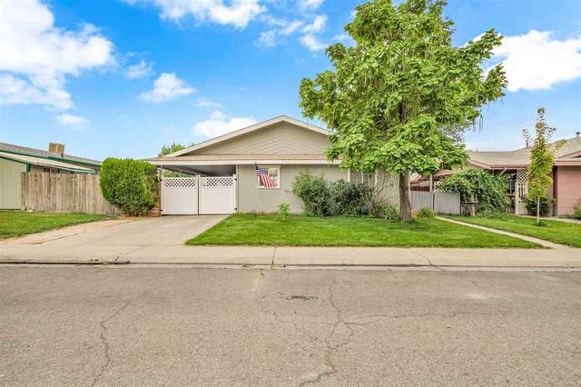 420 Alamo Street, Grand Junction, CO 81504 (MLS #20204372) :: The Christi Reece Group