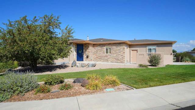 855 Summer Sage Court, Grand Junction, CO 81506 (MLS #20204377) :: The Danny Kuta Team