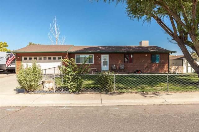 472 Royal Ann Way, Grand Junction, CO 81504 (MLS #20204382) :: CENTURY 21 CapRock Real Estate