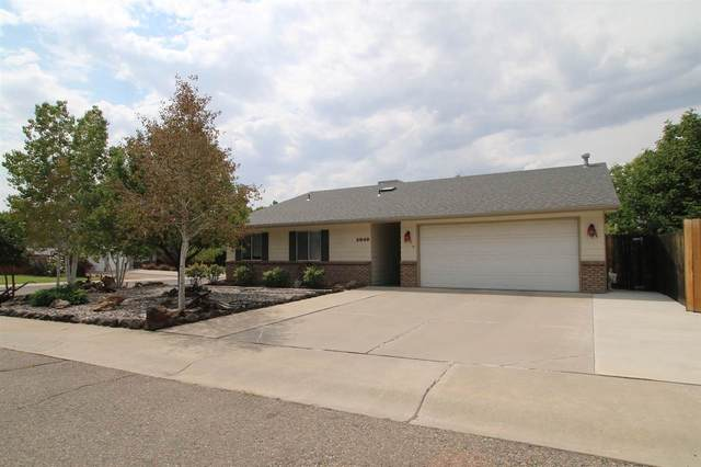 3049 Merlin Court, Grand Junction, CO 81504 (MLS #20204384) :: The Christi Reece Group