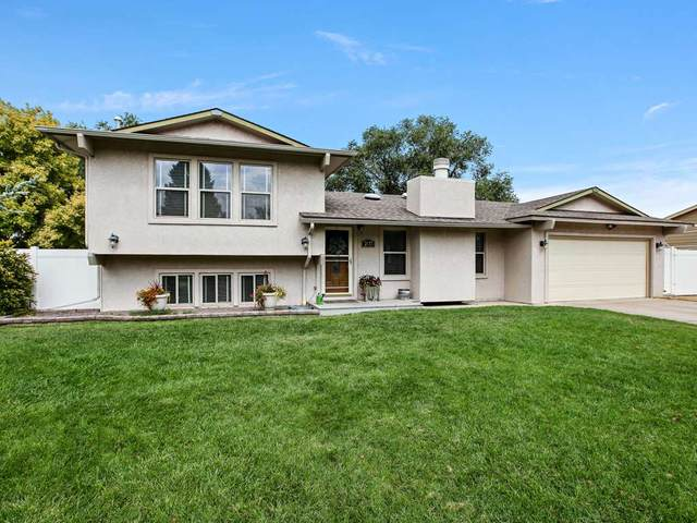 2672 Catalina Drive, Grand Junction, CO 81506 (MLS #20204386) :: The Danny Kuta Team
