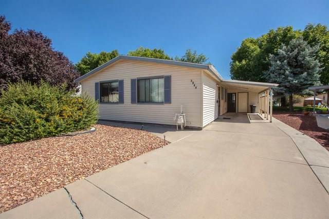 594 W Conestoga Circle, Grand Junction, CO 81504 (MLS #20204391) :: The Danny Kuta Team