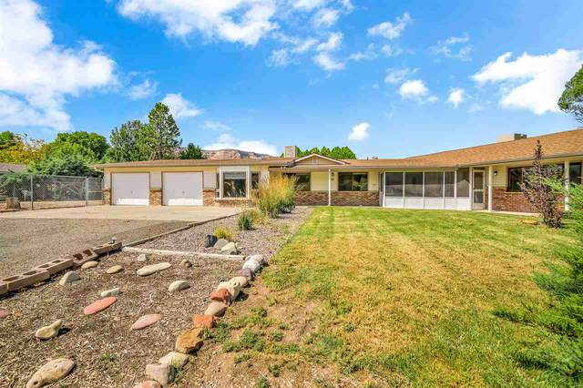 439 Meadows Way, Grand Junction, CO 81507 (MLS #20204392) :: CENTURY 21 CapRock Real Estate