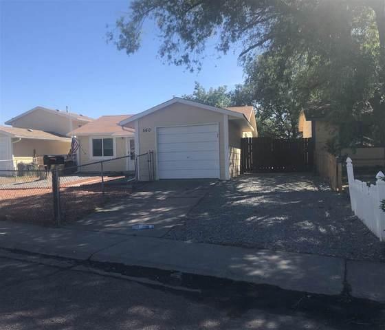 560 31 3/4 Road, Grand Junction, CO 81504 (MLS #20204393) :: The Danny Kuta Team