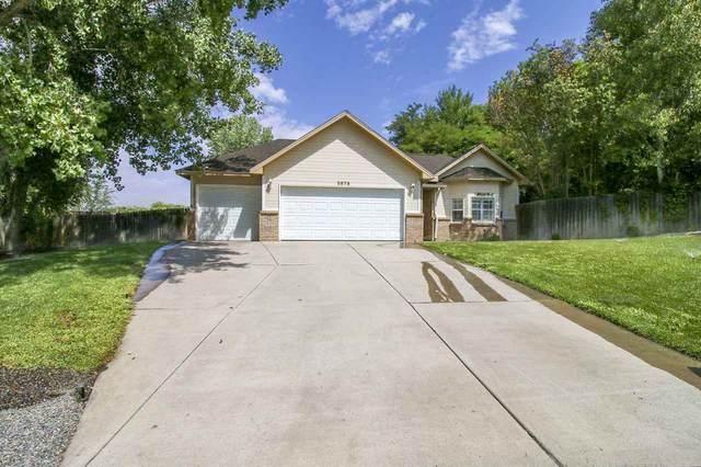 2678 Cambridge Road, Grand Junction, CO 81506 (MLS #20204396) :: CENTURY 21 CapRock Real Estate