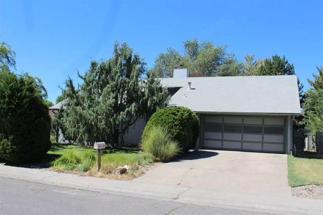 561 Peachwood Drive, Grand Junction, CO 81504 (MLS #20204398) :: The Kimbrough Team | RE/MAX 4000