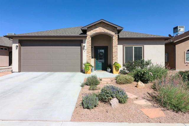 438 Donogal Drive A, Grand Junction, CO 81504 (MLS #20204406) :: CENTURY 21 CapRock Real Estate