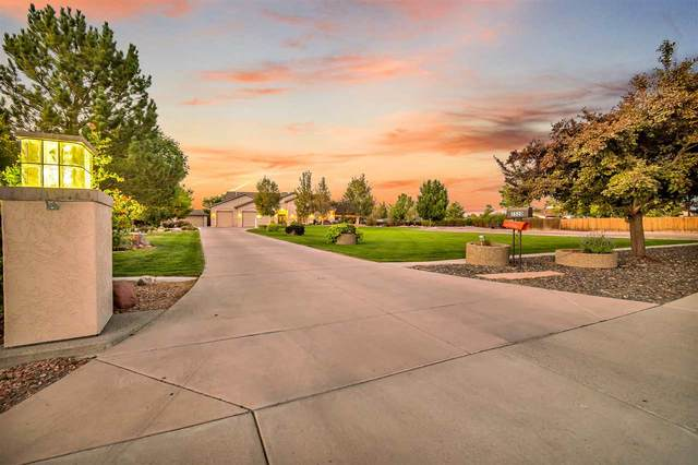 2520 F 1/2 Road, Grand Junction, CO 81506 (MLS #20204407) :: The Christi Reece Group