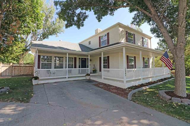 907 E Grand Avenue, Fruita, CO 81521 (MLS #20204418) :: The Danny Kuta Team