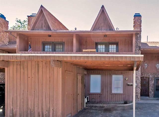 1156 Bookcliff Avenue #3, Grand Junction, CO 81501 (MLS #20204424) :: CENTURY 21 CapRock Real Estate