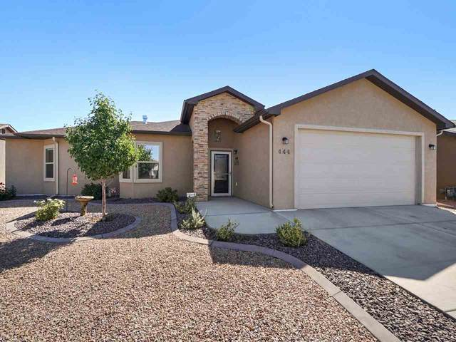 444 Donogal Drive, Grand Junction, CO 81504 (MLS #20204429) :: CENTURY 21 CapRock Real Estate