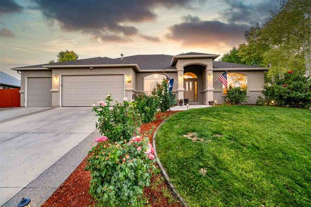 2059 Stagecoach Court, Grand Junction, CO 81507 (MLS #20204430) :: CENTURY 21 CapRock Real Estate