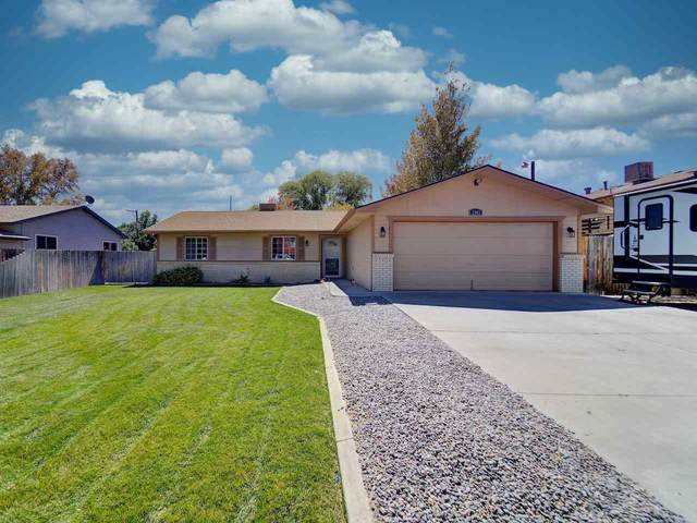 2903 Hermosa Court, Grand Junction, CO 81504 (MLS #20204440) :: CENTURY 21 CapRock Real Estate