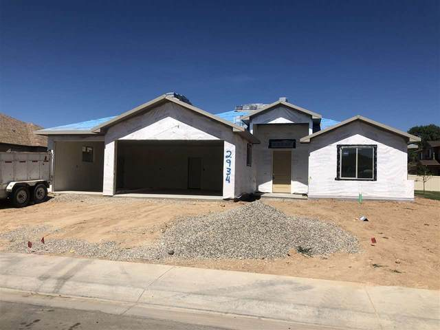2934 Athena Street, Grand Junction, CO 81503 (MLS #20204452) :: The Danny Kuta Team
