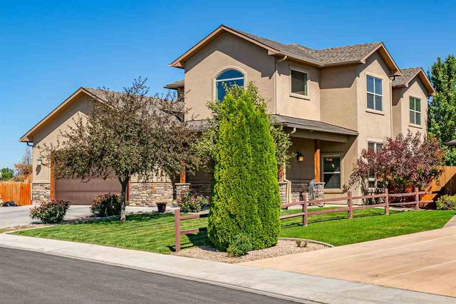 1001 Ute Canyon Avenue, Fruita, CO 81521 (MLS #20204453) :: The Danny Kuta Team