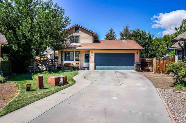 571 N Park Court, Clifton, CO 81520 (MLS #20204457) :: CENTURY 21 CapRock Real Estate