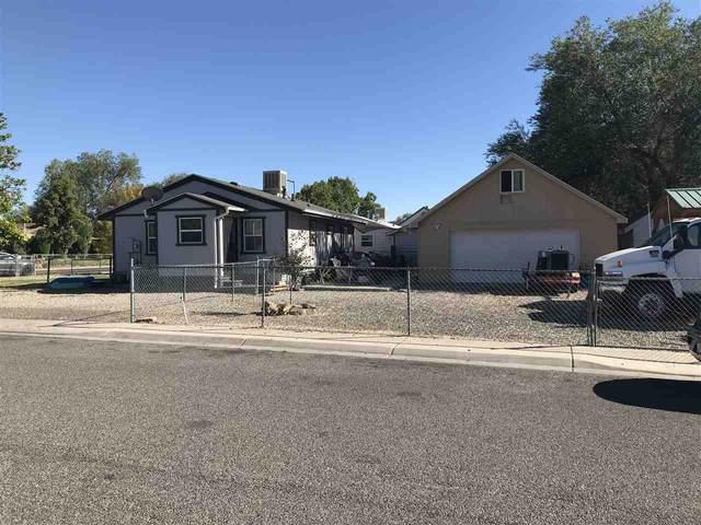 531 28 1/4 Road, Grand Junction, CO 81501 (MLS #20204464) :: The Danny Kuta Team