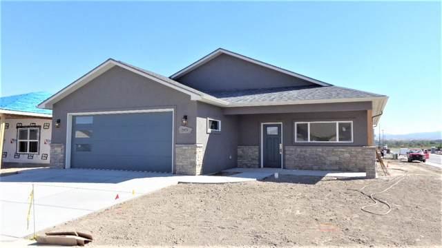 2971 Luke Street, Grand Junction, CO 81504 (MLS #20204476) :: CENTURY 21 CapRock Real Estate