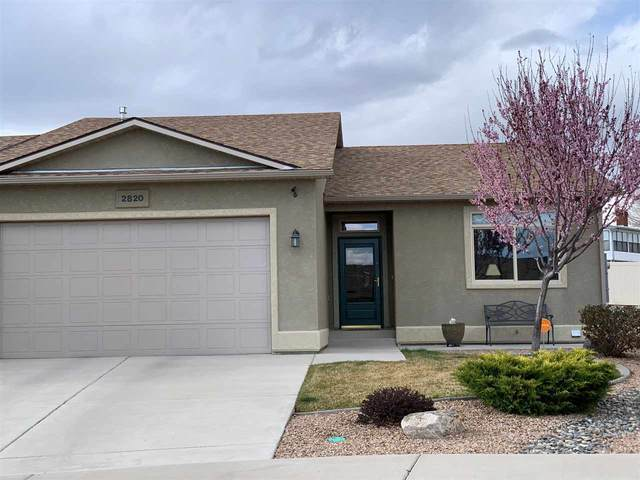 2820 Toltec Court, Grand Junction, CO 81501 (MLS #20204477) :: The Christi Reece Group