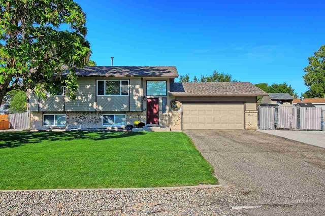 613 30 Road, Grand Junction, CO 81504 (MLS #20204478) :: The Christi Reece Group