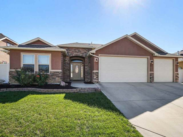 672 Chalisa Avenue, Grand Junction, CO 81505 (MLS #20204488) :: The Christi Reece Group