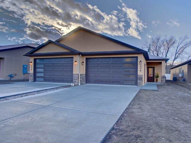 580 Gewont Lane, Fruita, CO 81521 (MLS #20204491) :: CENTURY 21 CapRock Real Estate