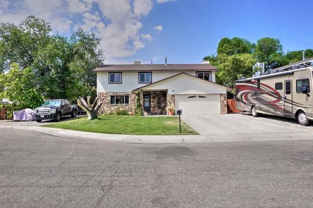 601 S Sunset Court, Grand Junction, CO 81504 (MLS #20204500) :: CENTURY 21 CapRock Real Estate