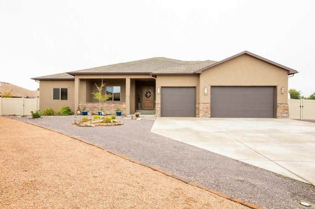 262 Denali Court, Grand Junction, CO 81503 (MLS #20204507) :: The Danny Kuta Team