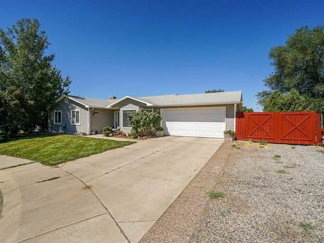 429 Countryside Lane, Grand Junction, CO 81504 (MLS #20204508) :: The Christi Reece Group