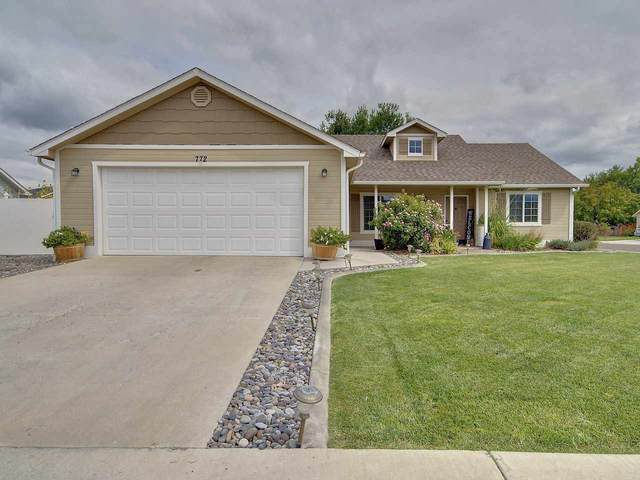 772 Chelsea Court, Fruita, CO 81521 (MLS #20204510) :: The Danny Kuta Team