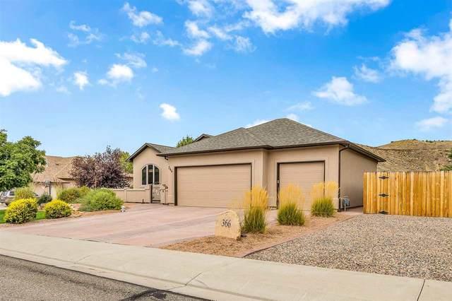 366 Caprock Drive, Grand Junction, CO 81507 (MLS #20204515) :: CENTURY 21 CapRock Real Estate