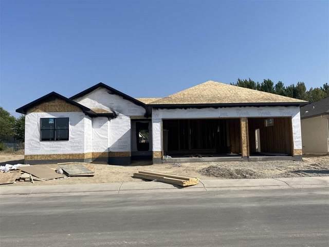 2940 Brodick Way, Grand Junction, CO 81504 (MLS #20204518) :: The Danny Kuta Team