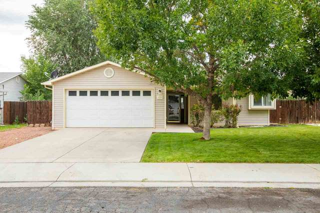 409 E Grove Drive, Grand Junction, CO 81504 (MLS #20204520) :: The Danny Kuta Team
