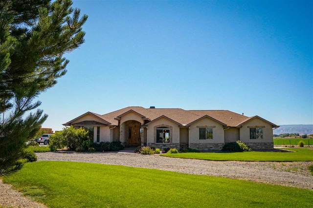 1257 Q Road, Loma, CO 81524 (MLS #20204529) :: The Kimbrough Team | RE/MAX 4000