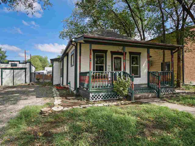 1460 Main Street, Grand Junction, CO 81501 (MLS #20204532) :: The Kimbrough Team | RE/MAX 4000