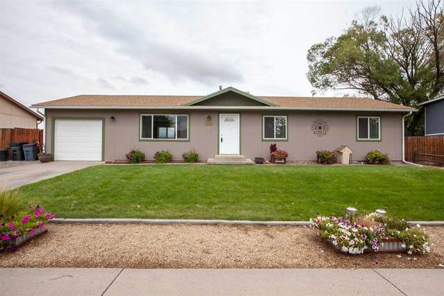 3010 Ladore Street, Grand Junction, CO 81504 (MLS #20204537) :: The Christi Reece Group