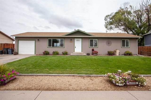 3010 Ladore Street, Grand Junction, CO 81504 (MLS #20204537) :: The Danny Kuta Team