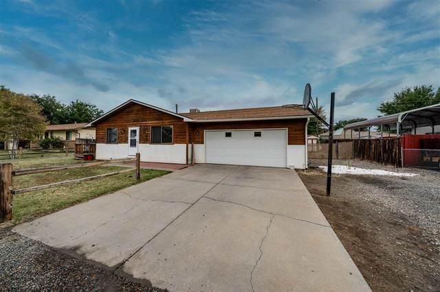 2917 Plymouth Road, Grand Junction, CO 81503 (MLS #20204542) :: The Danny Kuta Team