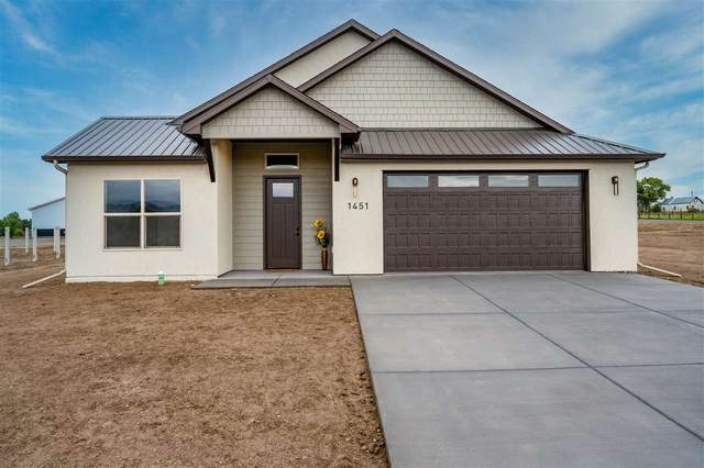 1451 Oak Creek Avenue, Fruita, CO 81521 (MLS #20204546) :: The Christi Reece Group