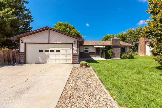 529 Grand Valley Drive, Grand Junction, CO 81504 (MLS #20204547) :: The Danny Kuta Team