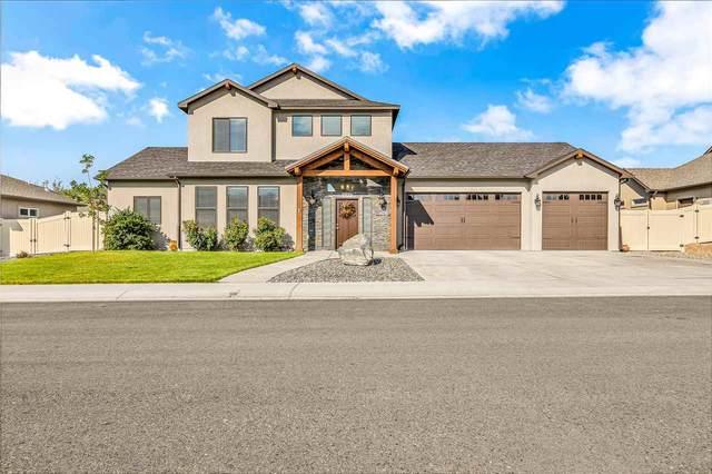 637 Huntington Road, Grand Junction, CO 81504 (MLS #20204560) :: The Christi Reece Group